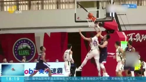 CBA第四轮较量开始 西王男篮错失绝杀机会 94-96惜败广州