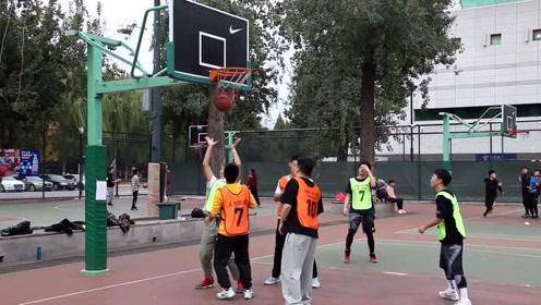 中国人民大学统计学院 3v3篮球赛精彩集锦