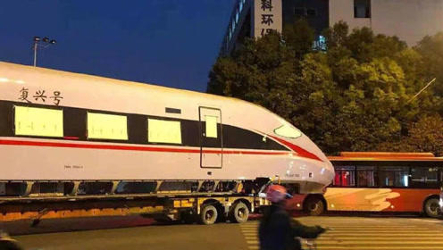 """中国铁路回应""""复兴号撞公交车"""":真相是复兴号坐的汽车撞了公交车"""