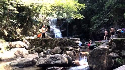 东莞亲子游:隐藏在惠州南昆山的神秘花果山,感觉野温泉一样