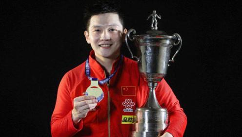 樊振东夺世界杯3连冠!外加马龙的世锦赛3连冠,奥运2人组稳了?