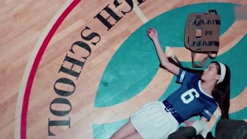 美女在篮球场等男神,没想到却等到一个杀人狂