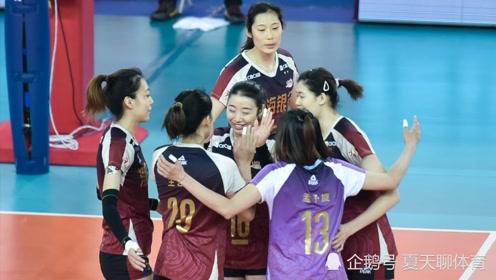 中国女排超级联赛花式助威各有千秋!花式加油哪家最强?