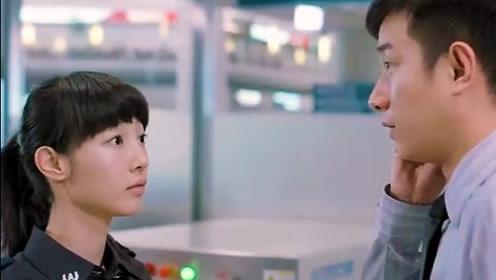 他经常坐飞机,结果被安检小姐姐暗恋,结局太亮了