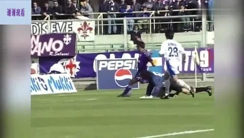 """是""""野兽""""也是射手前巴西国脚埃德蒙多意甲5佳球"""