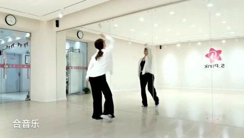 SPink舞蹈:爵士舞《*oyfriend》分解教学