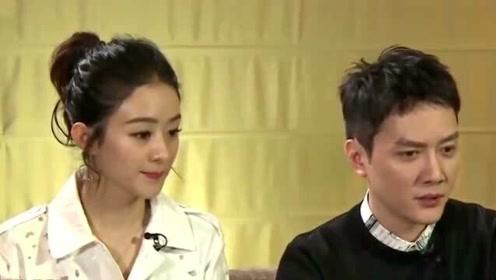 冯绍峰在节目曾表白赵丽颖:最吸引的是她的洒