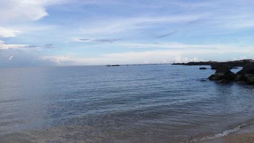 木兰湾游玩
