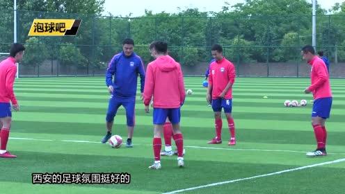 为中国而战?中甲姆巴佩拒绝被归化:我只想为我的国家踢球