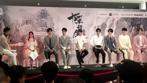 Xiao Zhan: Thanks to all of you