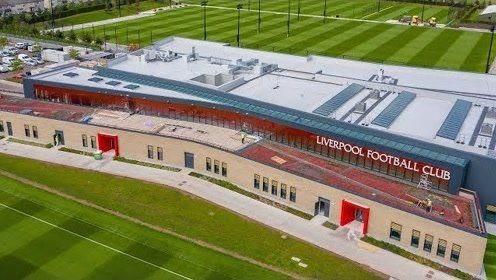 渣叔成了包工头?利物浦全新训练中心完工 原来这才是冠军牌面