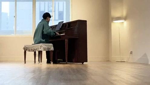 《永遠的第一名》邵羽《水藍色情人》鋼琴演奏