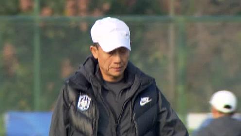 泰达足协杯对战中甲冠军亚泰 王宝山:球队存在的问题希望能解决好
