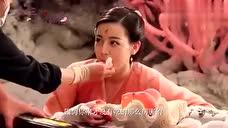 迪丽热巴三生三世花絮吃道具,导演让她不要再吃了,哈哈