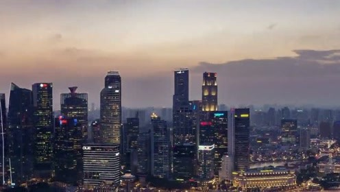 新加坡城市宣传片,和你曾经那么想去的新加坡