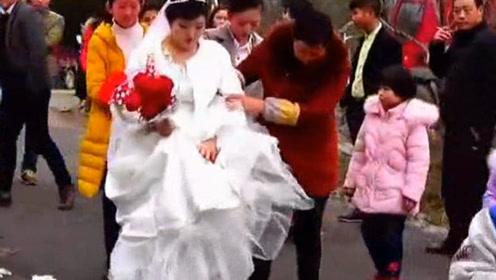 贵州金沙小伙结婚办酒,原来是一个小康之家