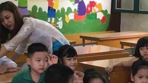 越南美女老师被学生父亲偷拍后走红 比基尼照曝
