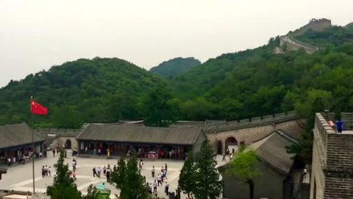中国长城游玩