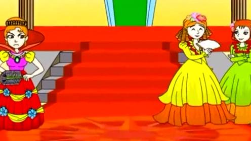 宝宝童话故事 白雪公主和魔镜的故事