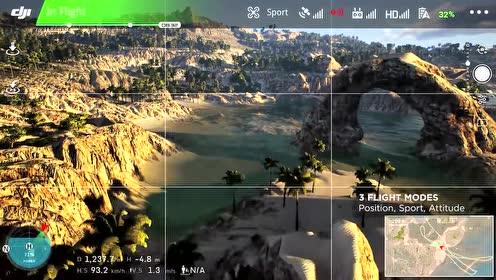 DJI大疆推出无人机飞行模拟器,比游戏更刺激