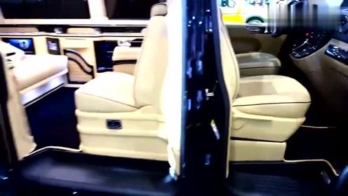 成功男人标配必须是豪车,高端商务人士看过来,顶级奢华商务车!