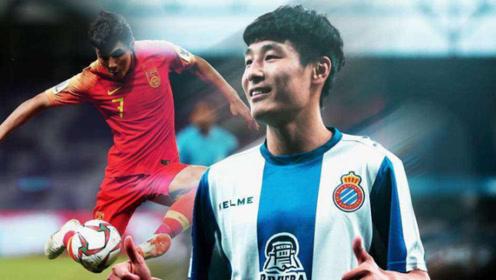 武磊回上海为处理私人事务 向佩雷拉讨教踢巴萨