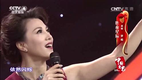 《昨夜星辰》演唱:梦桐