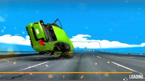 疯狂赛车:特技赛车惊险闯关