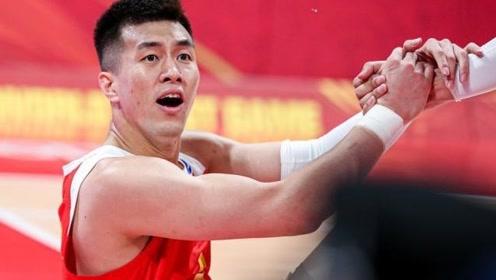 中国男篮惨败,李楠替网红郭艾伦背锅,易建联接班人他还不够格