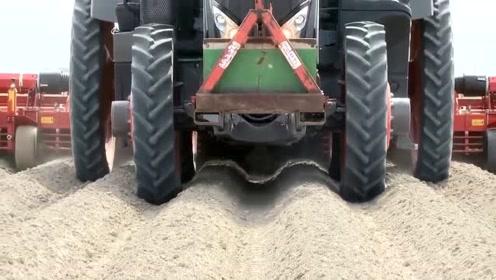 世界上最惊人的现代农业重型设备大型机器汇编