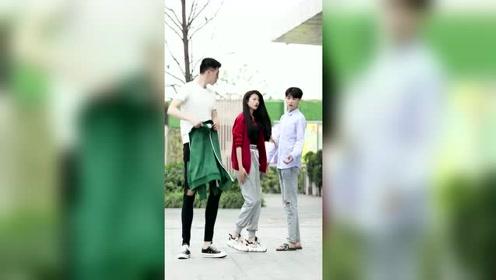 男朋友绝不允许撞衫的尴尬场面出现