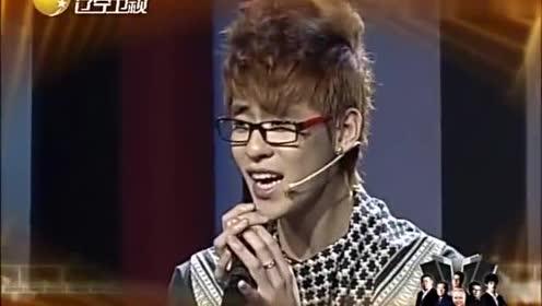 音乐达人郭玲PK相声演员张云雷,经典演唱歌曲《