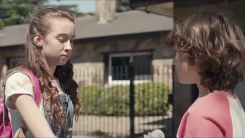 阿根廷搞笑广告:一波三折的小情侣分别,看着