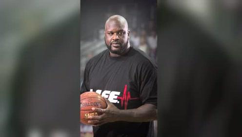 囧囧NBA:奥尼尔实在跳不起来了 那就给你来个泰山压顶吧