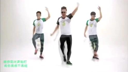 筷子兄弟的《小苹果》舞曲版,欢快的节奏一起舞动起来吧!