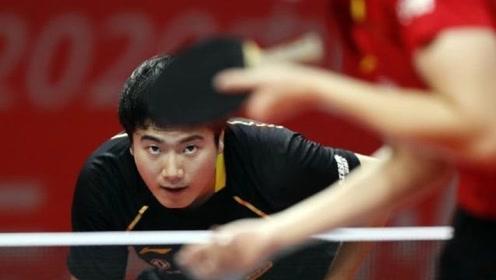 分析:梁靖崑在奥运模拟赛男单夺冠,东京奥运会对他敞开大门了吗