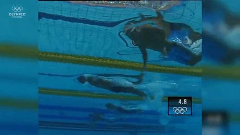 游泳比赛视频:菲尔普斯的第一枚奥运金牌记录片