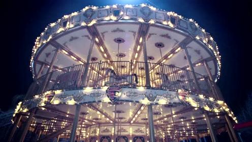 如果可以这样爱:游乐园的设施突然开启,考儿浪漫的看着这一切