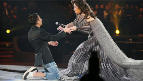 这才是《风的季节》原唱!刘德华跪拜,梅艳芳翻唱她的歌出道!