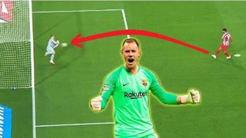 裁判判罚点球了也不要慌,扑点专家守门员分分钟教对方做人