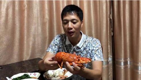湛江不愧为海鲜美食之都,这样的高档货,普通人也能吃到