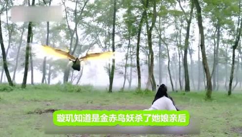 璇玑记起往事,欲杀金赤鸟妖为母报仇,司凤该如何是好