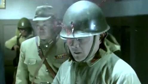 八路军战士枪法超神,枪枪爆头秒杀一队小鬼子,真是牛呀!
