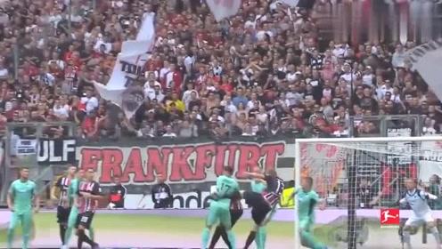 回顾本赛季德甲5大闪电进球神人两度上榜拜仁多特都当背景板