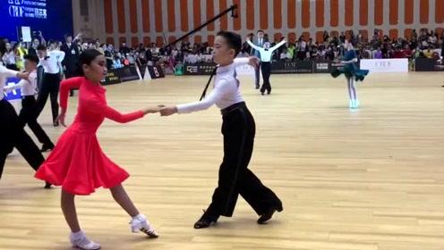 2020C*DF常州精英赛-南京JM翔婉舞蹈(精英组决赛合集) #2020C*DF常州精英赛# #南京少儿拉丁舞#