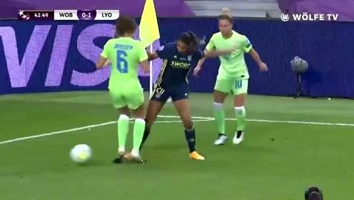 打几分?熊谷纱希女足欧冠决赛世界波破门