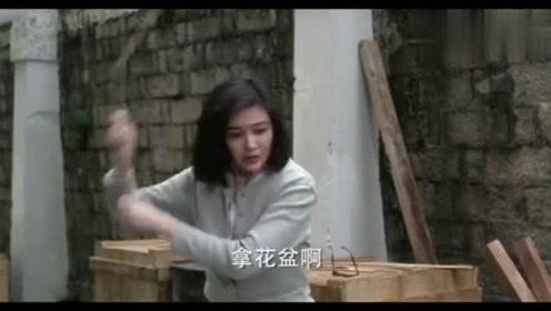 搞笑电影帮倒忙的片段,女主角还是关之琳