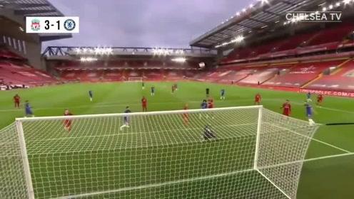 8个进球的比赛蓝军列队欢迎英超冠军利物浦对阵切尔西比赛集锦