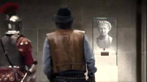 博物馆奇妙夜:众人来到亚洲馆,没想这里的山水画,竟然都活了
