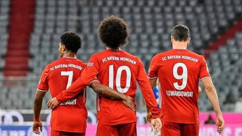 拜仁增强球队深度!这两人将成为关键点,德甲冠军或已收入囊中
